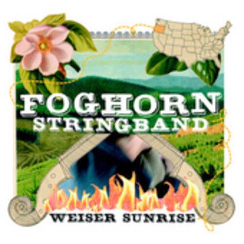 The Foghorn Stringband - Weiser Sunrise [New CD] Manufactured On Demand
