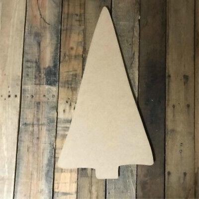 Wood Christmas Tree Shape, Unfinished Tree Shape, Wooden Christmas Tree Cutout](Tree Cutouts)