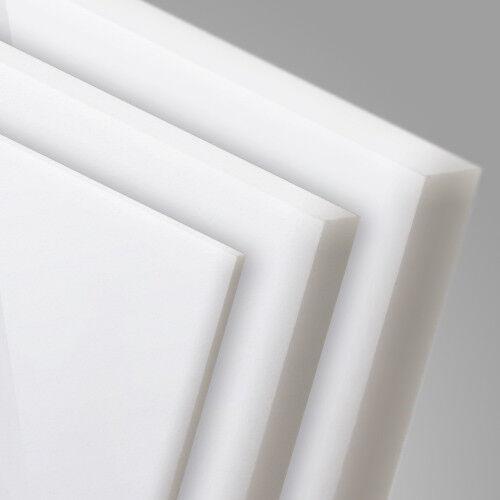 FOREX® Classic PVC-Hartschaumplatte Weiß ähnl. RAL9016 Seidenmatt 3–10mm Stärke