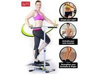 Twist & Shape Workout Machine
