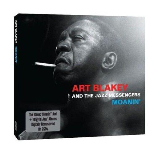 Art Blakey, Elvin Jones - Moanin [New CD] UK - Import