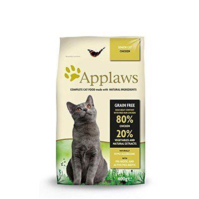 Applaws Dry Cat Food Senior, 400g