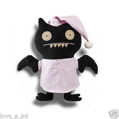 Sleepy Cap Ice Bat Uglyverse Ugly Doll 11""