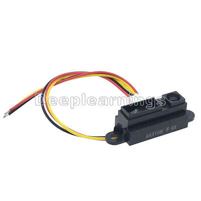 Standard Gp2y0a41sk0f Sharp Ir Infrared Range Sensor Module Cable New