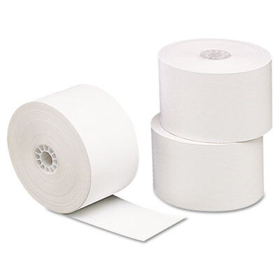 Deluxe Direct Thermal Printing Paper Rolls 1.75 X 230 Ft White 10pack