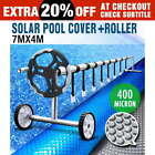 Solar Heating Pool Cover Rollers