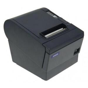 Epson TM-T88III - Thermal Receipt/Label Printer - Serial or USB Interfaces - Charcoal - M129C