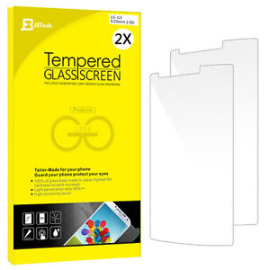 LG G3 Screen Protector. Tempered Glass.