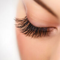 Tempting  Eyelash Extensions with Experienced Professional!