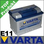 W210 Batterie