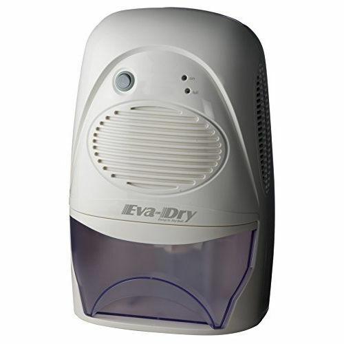 Eva-Dry Edv-2200 Powerful Electric Mid-Size Dehumidifier, Gr