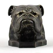 English Bulldog Figurine