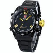 Shark LED Watch