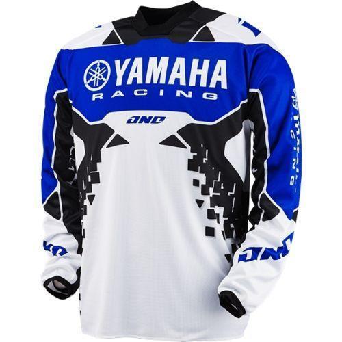 Yamaha Motocross Jersey Motorcycle Ebay