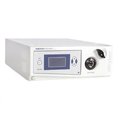 Stryker X8000 Endoscope Light Source Pn 220-200-000 100 Hours Xenon Light Bulb