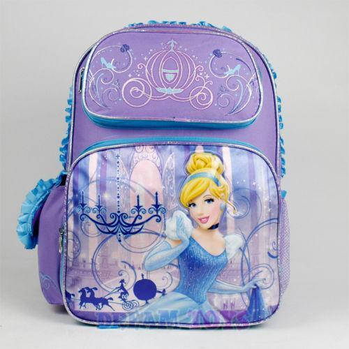Cinderella Backpack Ebay