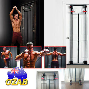 DOOR GYM TOWER 200 BODY RESISTANCE TRAINING + FREE UPGRADE KIT BY JAKE STRENGTH