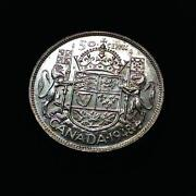 Canadian Silver 50 Cents