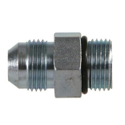 6400-06-08 38 Male Jic X 12 Male O-ring Boss Hydraulic Fitting