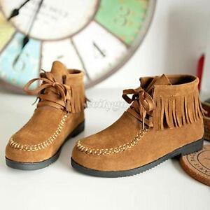 Fringe Boots   eBay
