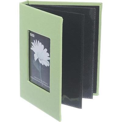 """Pioneer Photo Albums DA46CBF Mini Fabric Frame Album (Holds 24 4 x 6"""""""" Photos)"""