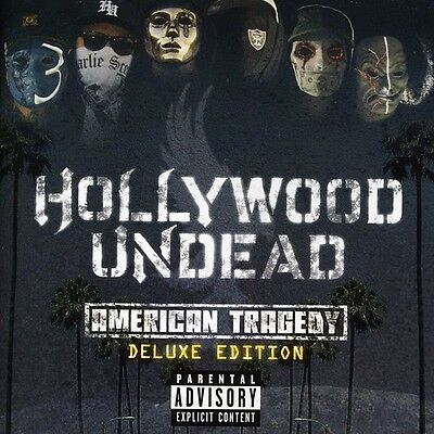 Hollywood Undead   American Tragedy  Deluxe Edition  New Cd  Germany   Import