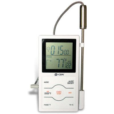CDN Dual-Sensing Probe Thermometer / Timer - DSP1