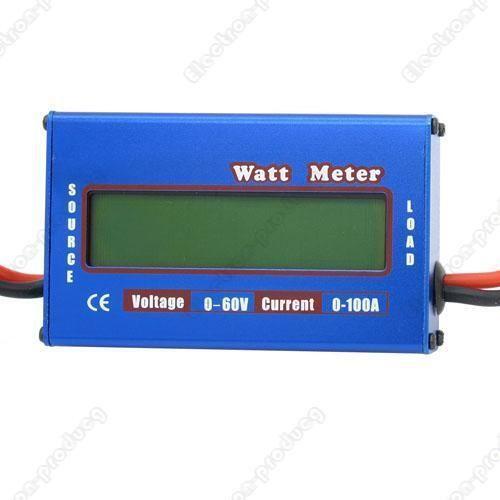 Digital Battery Meter : Digital battery meter ebay