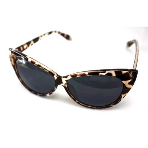 50s Cat Eye Sunglasses