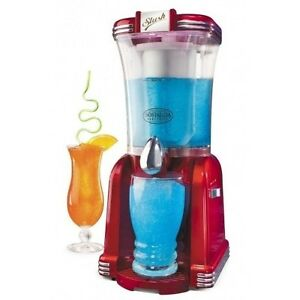 Frozen Slushee Ice Slush Slushie Slurpee Icee Cocktails Drink Mix Machine Maker