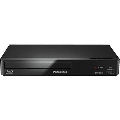 Panasonic WiFi Blu-Ray Player with Netflix Amazon YouTube Apps USB HDMI DMP-BD93