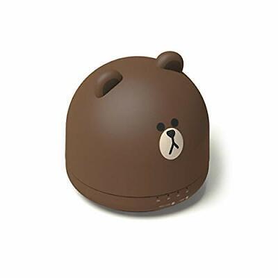 LINE FRIENDS OA Mini Humidifier BROWN