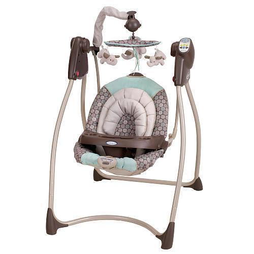 New Graco Baby Swing Ebay