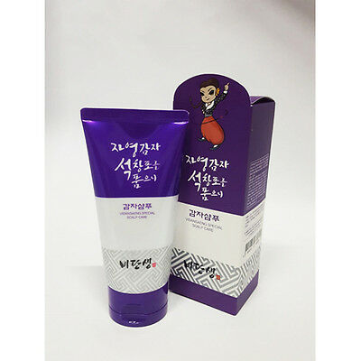 GANGWON Vidansaeng Herbal Medicinal Potato Shampoo, Scalp & Atopic Care