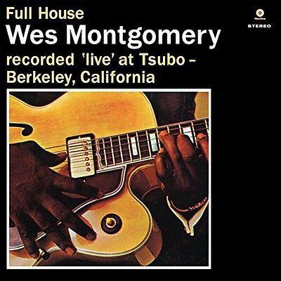Wes Montgomery   Full House  New Vinyl  180 Gram
