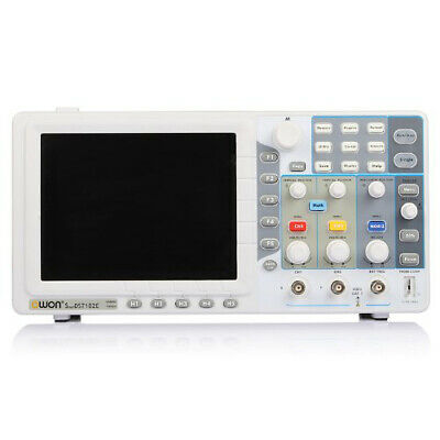 Owon Sds7102e 100mhz 1gs Sds Oscilloscope 2 External Channel