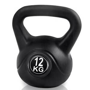 Free Delivery: Kettlebells Fitness Exercise Kit 12kg Melbourne CBD Melbourne City Preview