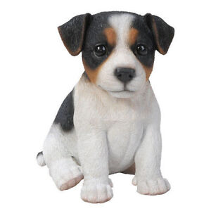 NEW Tricolour Jack Russell Dog Puppy Pet Pal - Vivid Arts