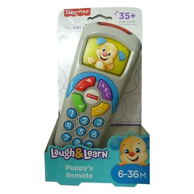Fisher Price Toy Laugh & Learn Puppy