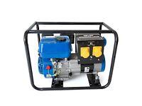 Wolf Professional WPX2800 3200 Watt Dual Voltage 230v 115v 6.5HP 4KVA 4-Stroke Petrol Generator