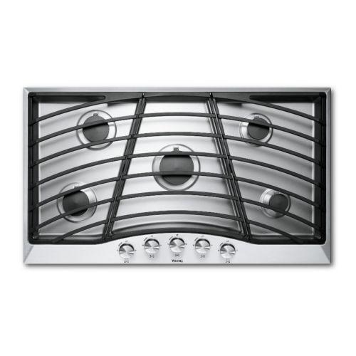Viking 36 gas cooktop ebay for Viking 36 electric cooktop