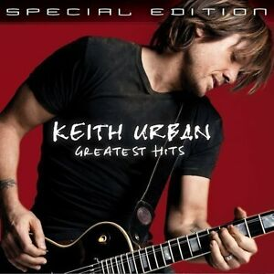 KEITH URBAN Greatest Hits Special Edition CD/DVD BRAND NEW Best Of 18 Kids