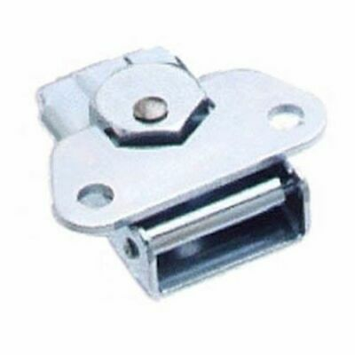 pack of 4 Load Capacity Southco Inc K3-1735-07 Rotary-Action Draw Latch 1.82 Closed Length 450 Lbs