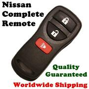 Nissan Keyless Remote