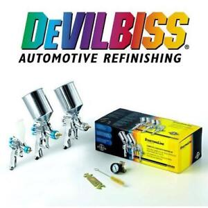 NEW DEVILBISS SPRAYING SYSTEM 802789 140049468 STARTING LINE AUTOMOTIVE PRIMER FINISH COAT AND TOUCH UP