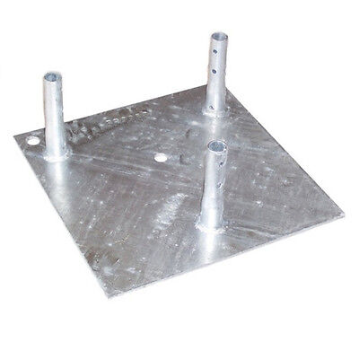 ROHN BPC45G Concrete Base Plate Base Section Assembly for ROHN 45G Tower. Buy it now for 144.43