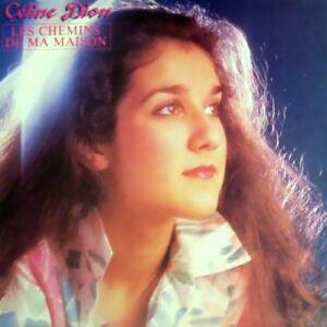 Vinyles 33T.  d'origine de Céline Dion. 1983