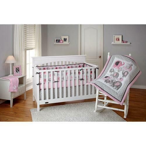 Elephant Crib Bedding Ebay