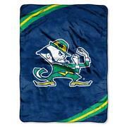 Notre Dame Blanket