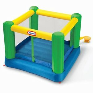 Trampoline gonflable Little Tikes
